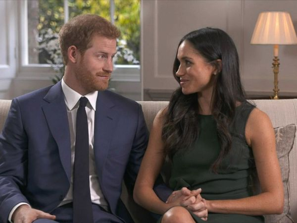 Royal wedding details revealed: Prince Harry and Meghan ...