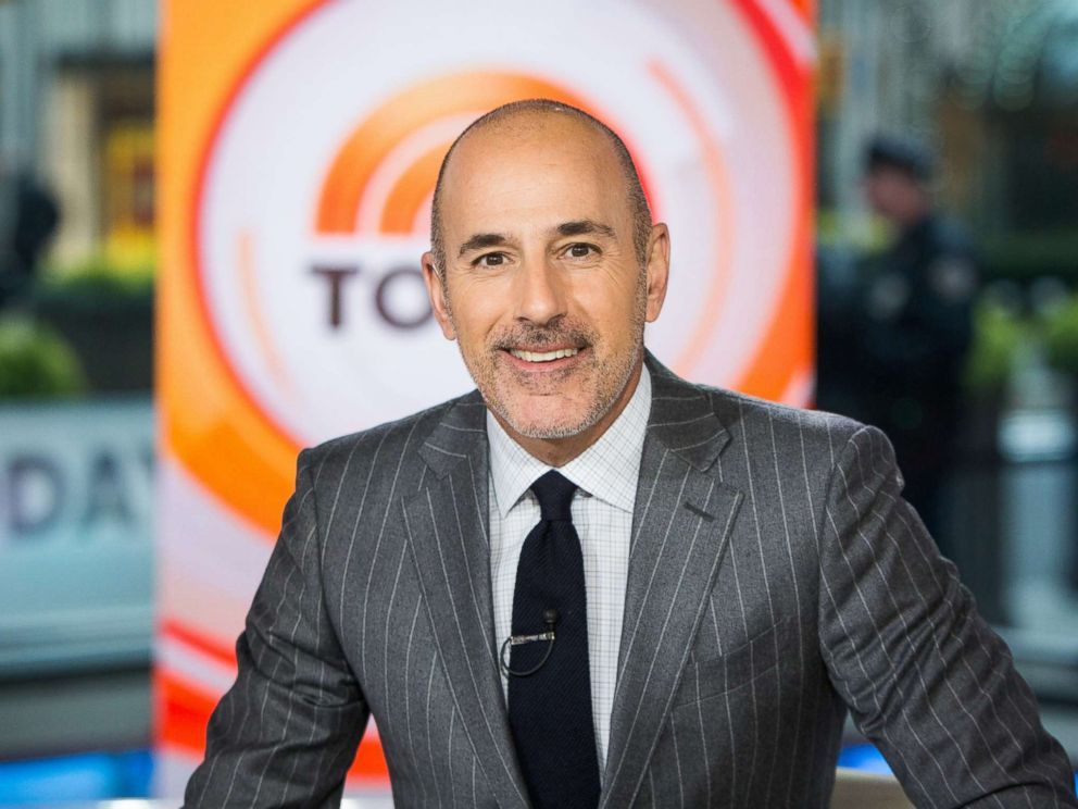 Image result for images of matt lauer