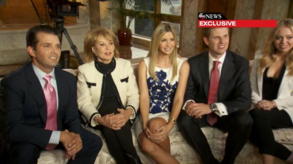 Donald Trump's Family Speaks Out on Presidential Run Video ...