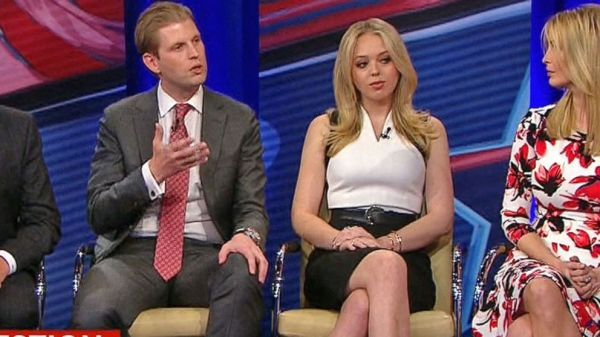 Donald Trump's Family Speaks Out on His Presidential ...