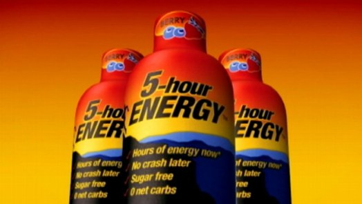 Image result for 5-hour energy