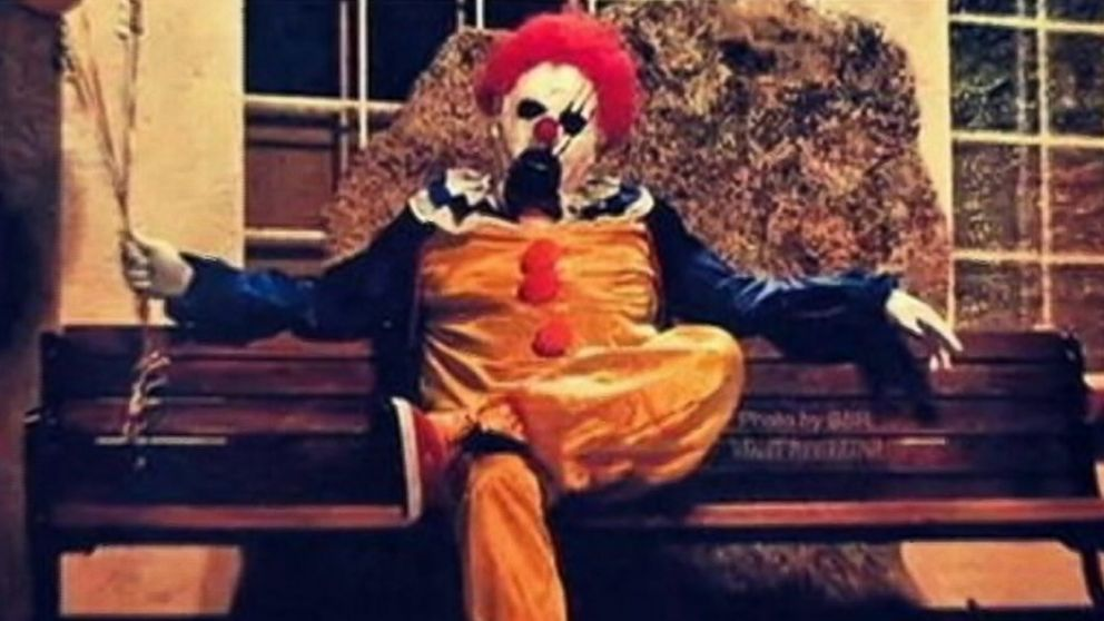 Image result for scary clowns california