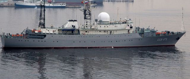 Image result for Russian spy ship now off Virginia coast