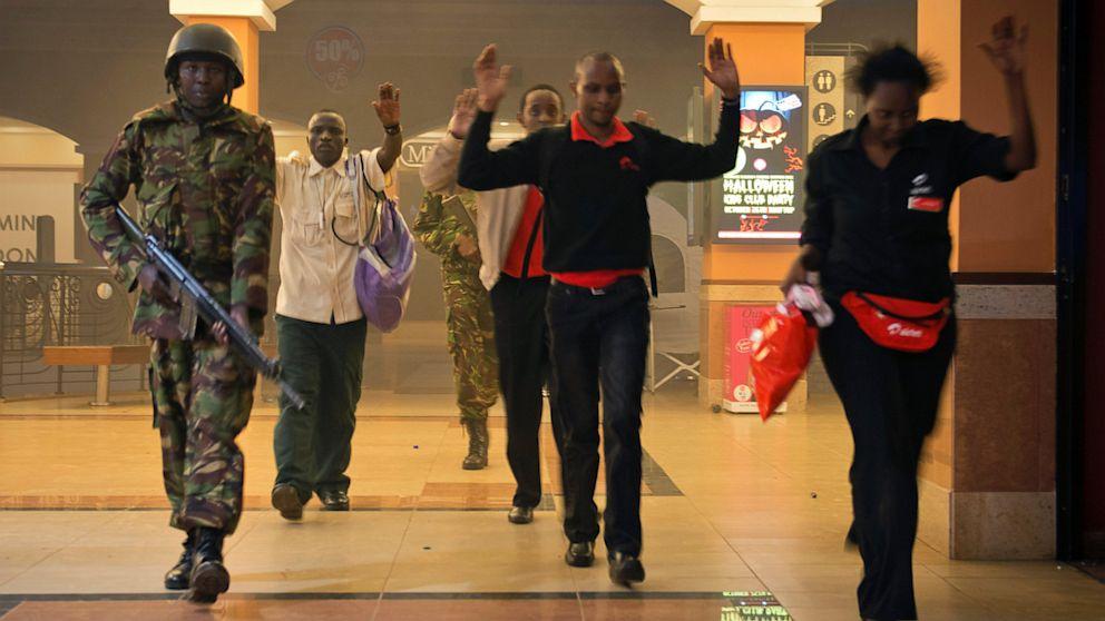 PHOTO: Kenya Mall Attack