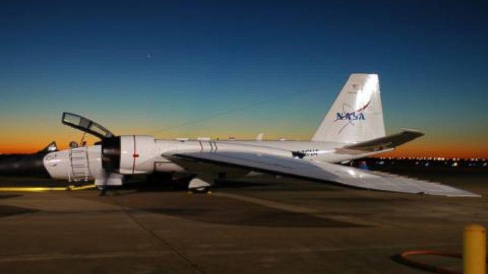 Areoplano NASA WB-57