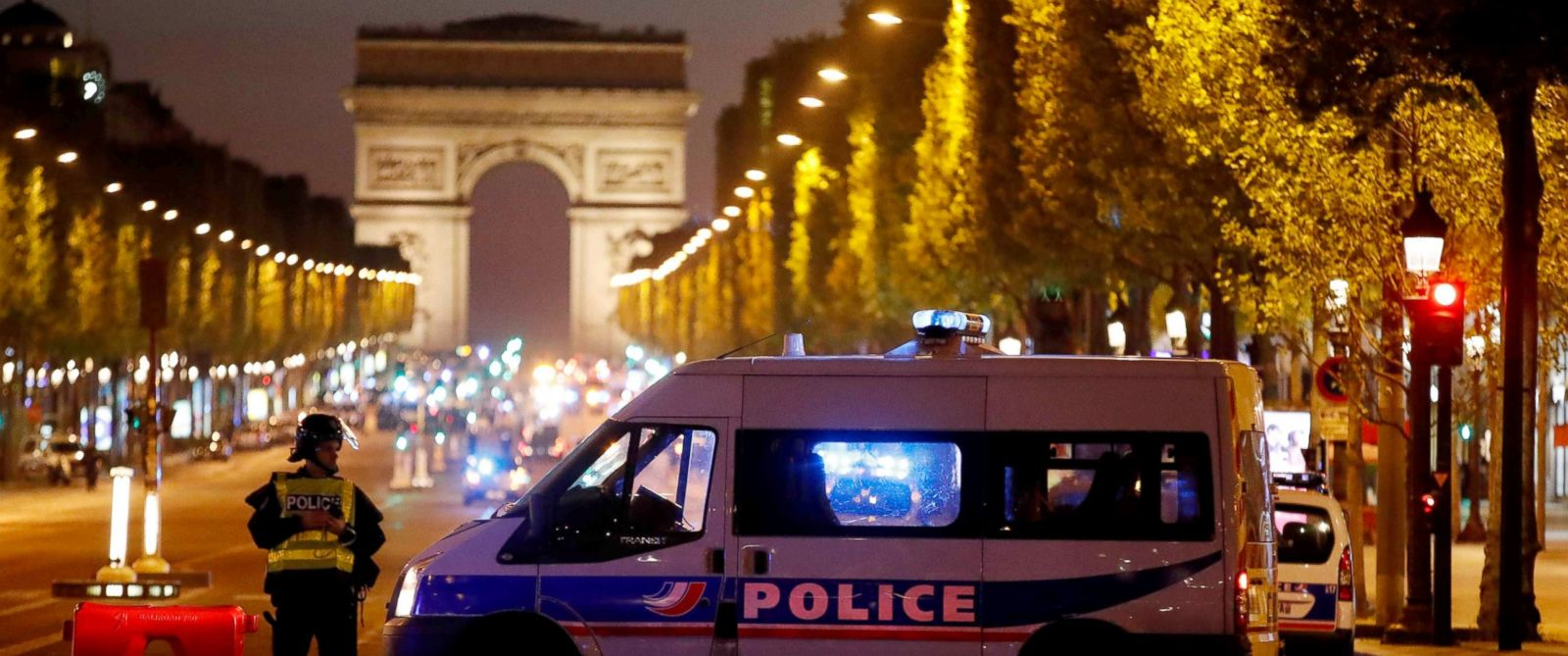 Image result for paris attack champs de elysee