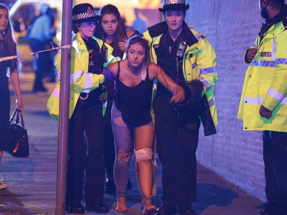 Image result for explosion manchester arena