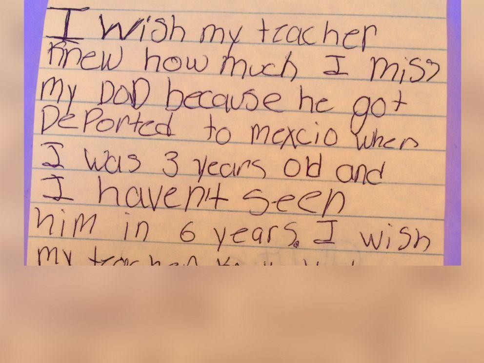 PHOTO: Schwartz was shocked by her students honesty.