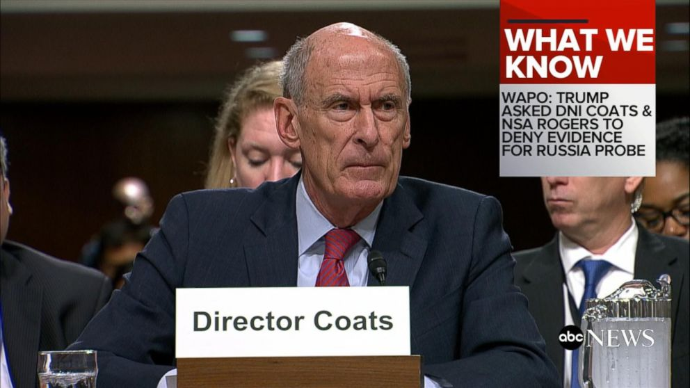 Image result for PHOTOS OF DAN COATS MIKE ROGERS