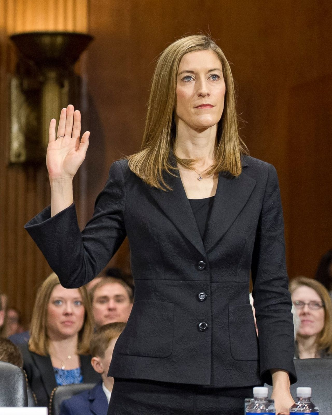 Image result for PHOTOS OF RACHEL BRAND AT doj