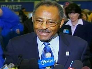 Burris contends for senate seat