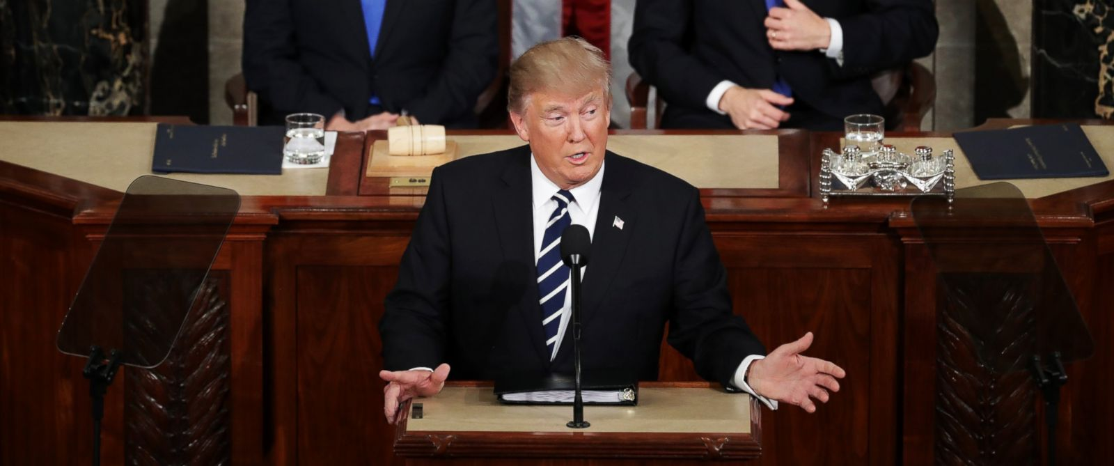 Image result for president donald trump address joint session of the us congress