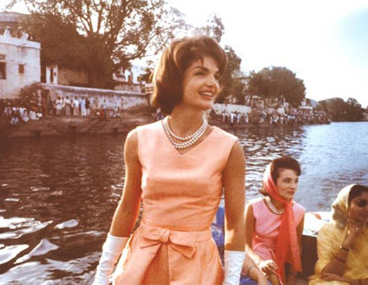 Jacqueline Kennedy Fashion Slideshow