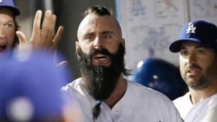 Playoff Baseballs Winning and Losing Beards
