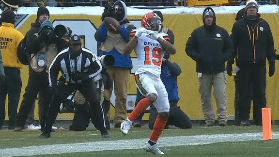 Image result for Corey Coleman drop