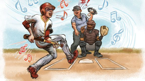 How MLB walk-up music became a designated hit - ABC News