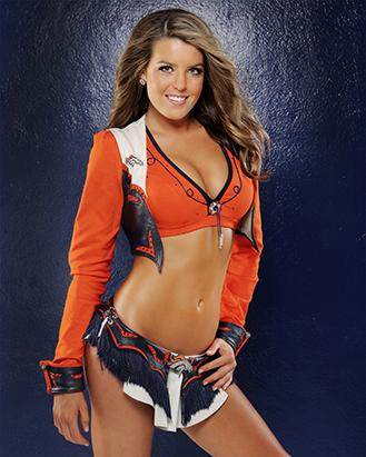 NFL Cheerleaders: Denver Broncos