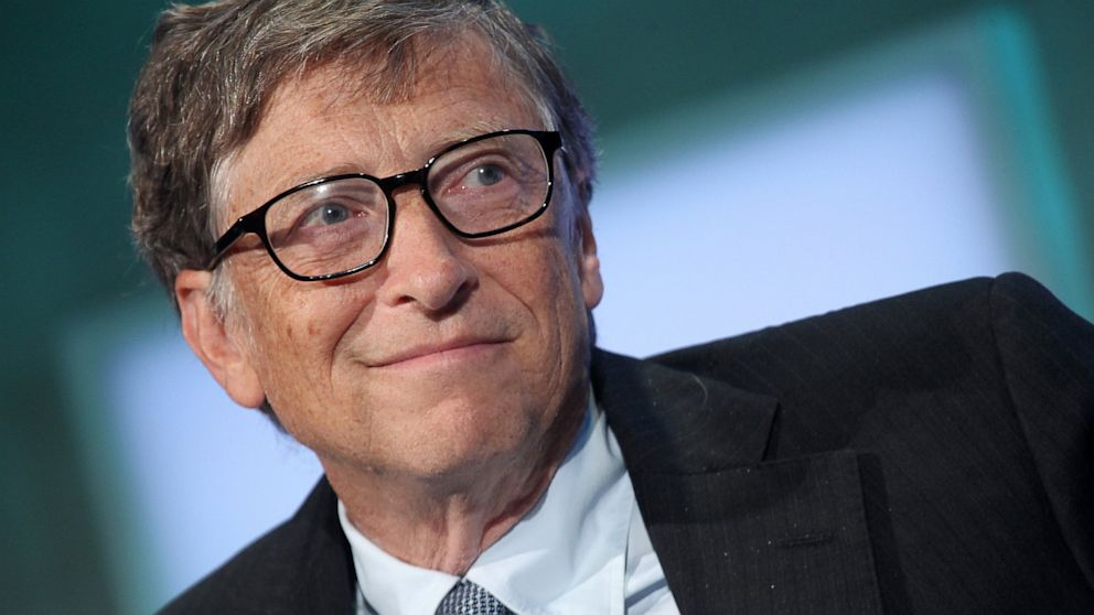 PHOTO: Microsoft co-founder Bill Gates attends the Clinton Global Initiative during the Clinton Global Initiative,  Sept. 24, 2013 in New York.