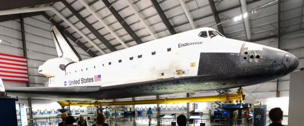 NASA's Retired Space Shuttle Parts May Be Used Again - ABC ...
