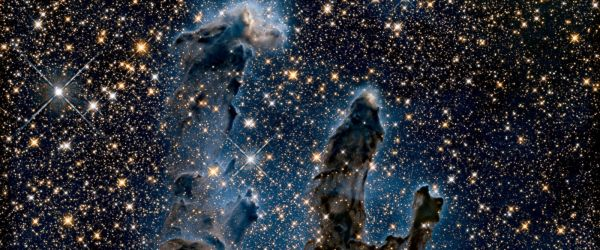 Hubble Telescope Captures Majestic Photo of the 'Pillars ...