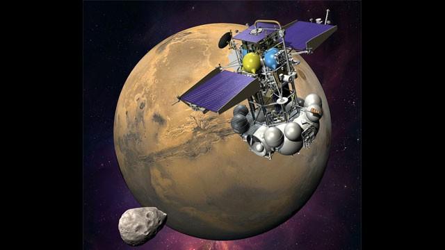 Phobos-Grunt (http://a.abcnews.com)