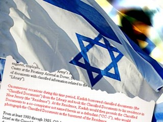 Israels long and treacherous history of espionage and America