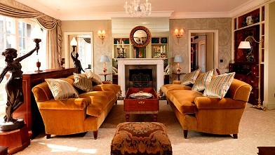 Hotel Suite of the Week: Royal Suite at The Goring Hotel