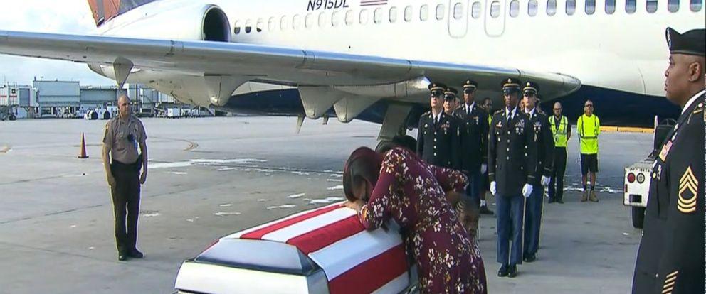 Image result for casket fallen soldier
