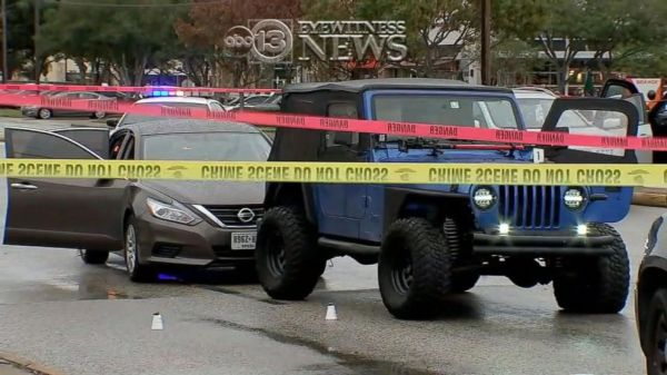 Drivers open fire on each other in Houston street after ...
