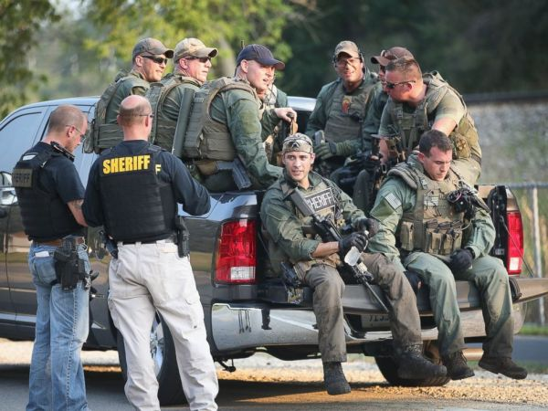 Inside the Manhunt for the Fox Lake Cop Killers - ABC News