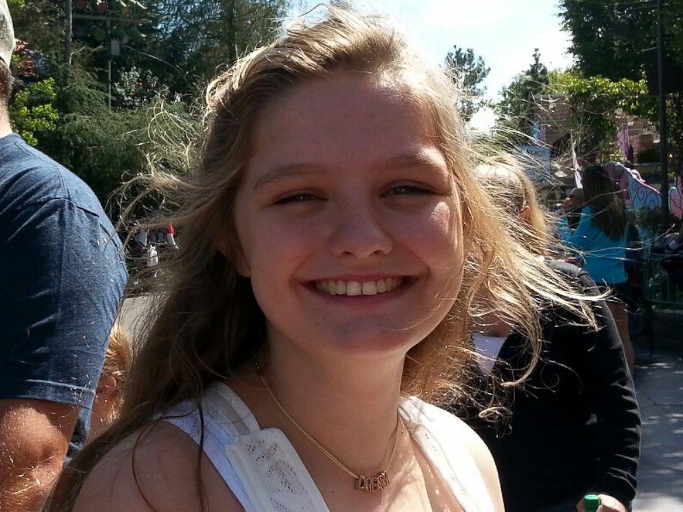 PHOTO: Donna Beegles daughter, 15-year-old Juliette.
