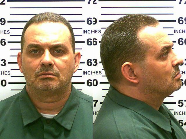 PHOTO: Undated photos released by the New York State Police show Richard Matt, who escaped from the Clinton Correctional Facility in Dannemora. <p itemprop=