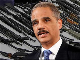 PHOTO Wednesday Attorney General Eric Holder said that the Obama administration will seek to reinstitute the assault weapons ban which expired in 2004 during the Bush administration.