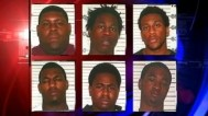 PHOTO: 14 men and five juveniles are being charged have been charged in connection with the gang rape of an 11-year-old girl.