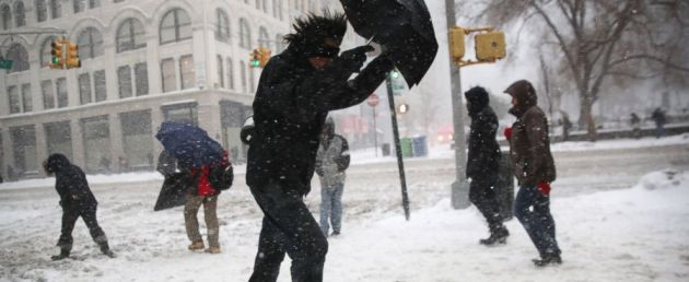 > Jul 10 - Is Polar Vortex back for the summer?...Why Your Summer Is About to Get Colder - Photo posted in BX Daily Bugle - news and headlines | Sign in and leave a comment below!