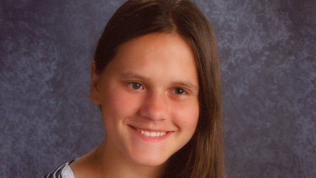 PHOTO: Kayla Campbell was last seen leaving home for a bike ride, Dec 9, 2012.