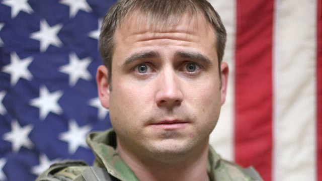 PHOTO: Sgt. First Class Kristoffer B. Domeij, 29, was killed on Saturday in Afghanistan's Kandahar Province after accidentally triggering a hidden roadside bomb.
