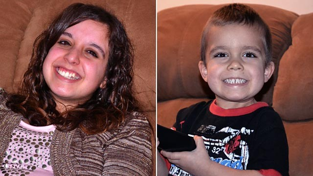 PHOTO: Missing Ohio mom Sara Apple and her 4-year-old son Max.