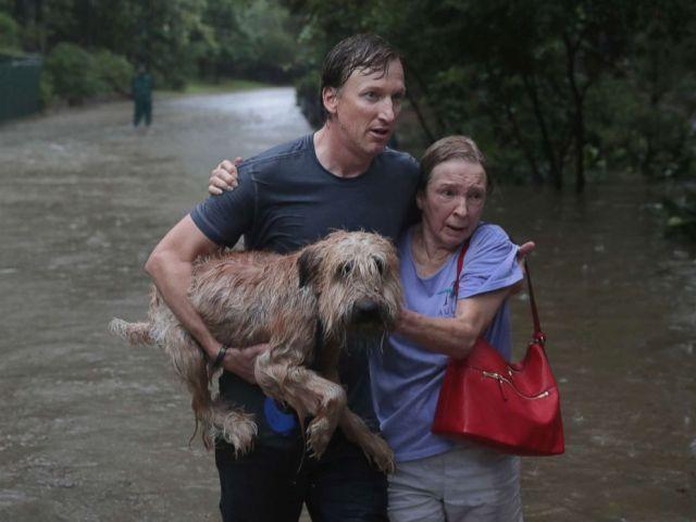 Slideshow: Hurricane Harvey devastates Gulf Coast