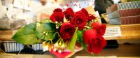 how much are roses on valentines day