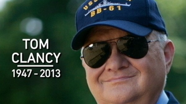 Author Tom Clancy Dead at Age 66 Video - ABC News