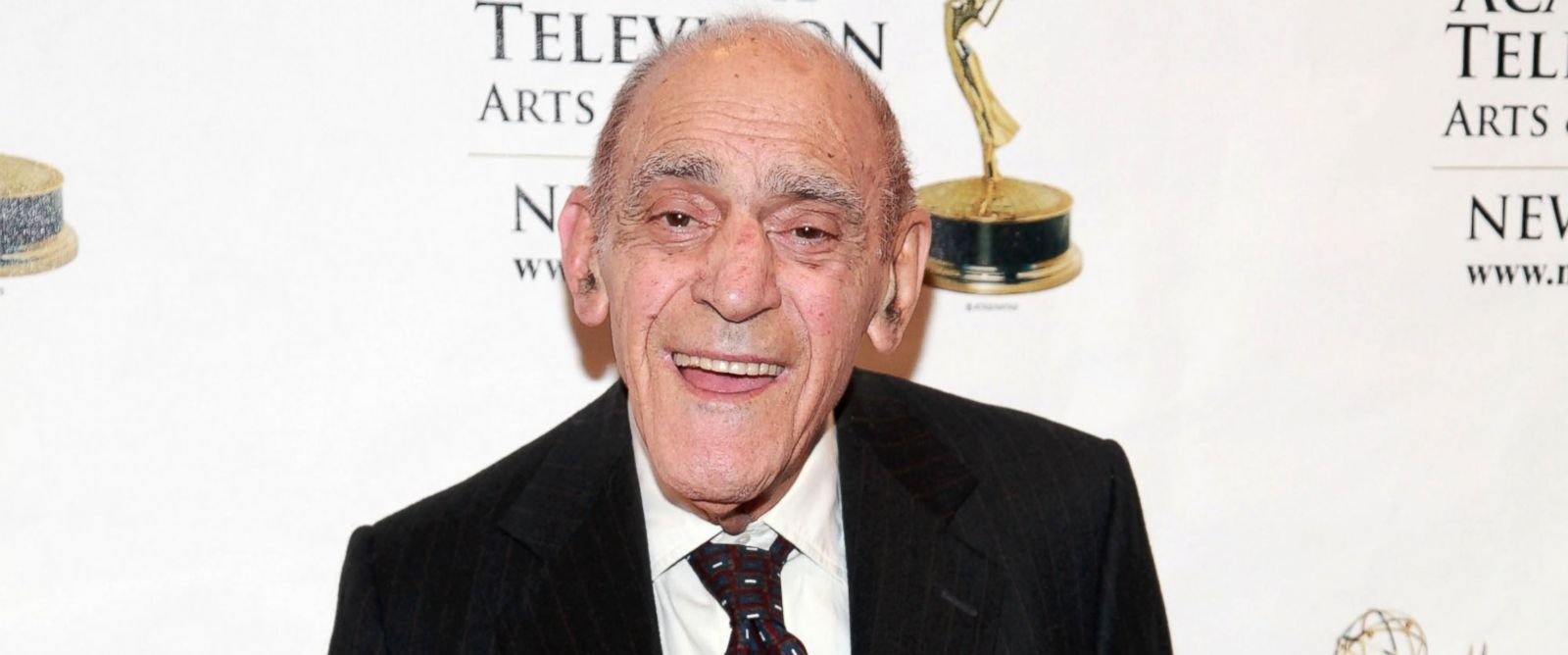 PHOTO: Abe Vigoda attends the 55th Annual New York Emmy Awards gala at the Marriott Marquis Times Square, April 1, 2012, in New York City.