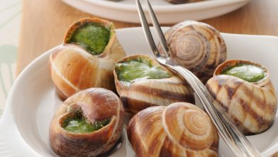 PHOTO: Escargots, seen in this undated stock photo, are served as an entree, or appetizer in Paris.