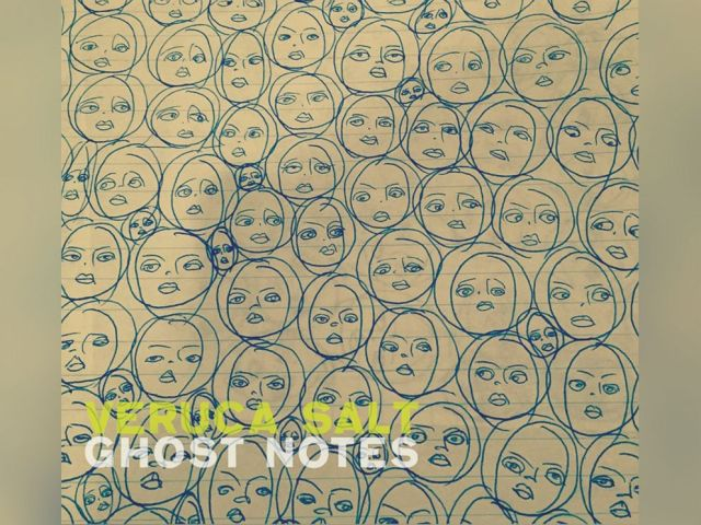 PHOTO: Veruca Salt - Ghost Notes