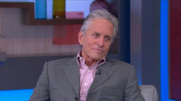 Michael Douglas Discusses Family Life and His Role in 'Ant ...