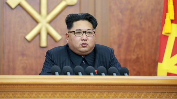 Kim Jong Un Says He s Ready for War in New Year Speech   6abc com Kim Jong Un Says He s Ready for War in New Year Speech