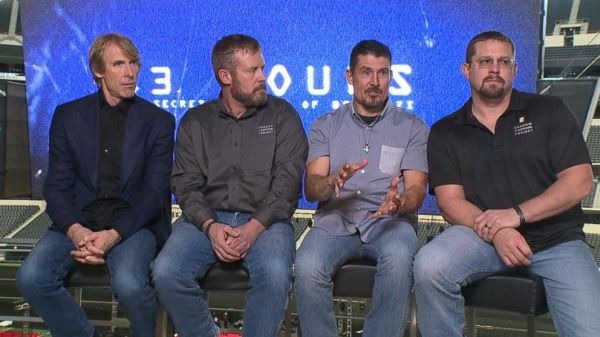 The Real-Life Heroes Behind '13 Hours: The Secret Soldiers ...