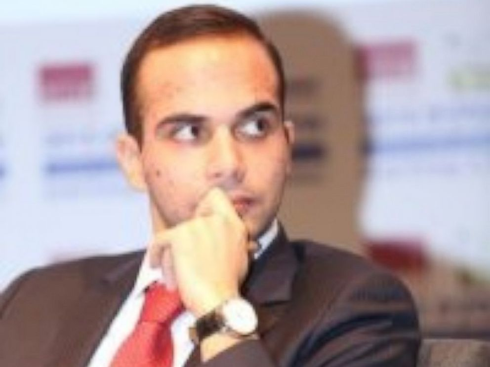 Image result for photos of GEORGE Papadopoulos