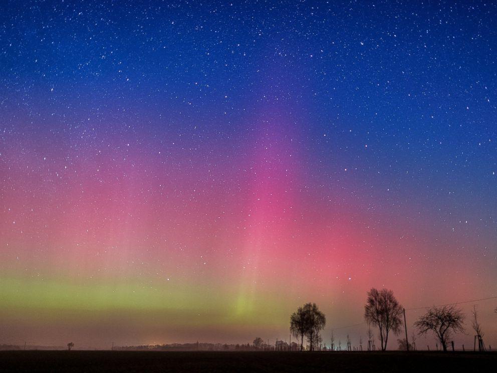 Maine Northern Lights Forecast