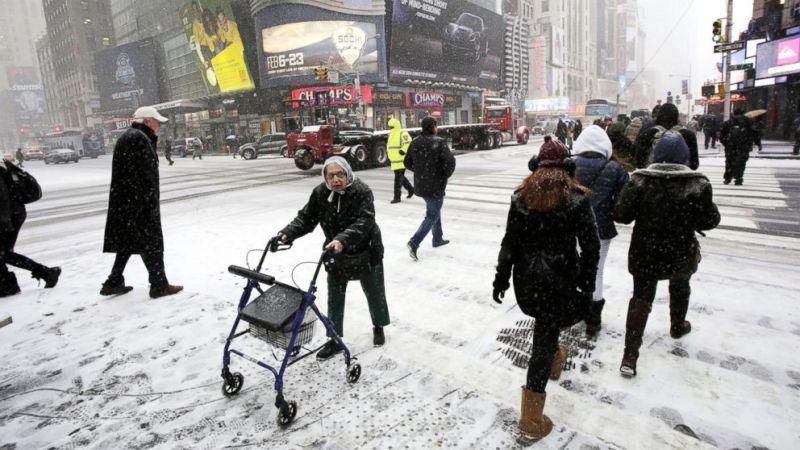 Polar Vortex The Most Misused Weather Term Of  Abc News